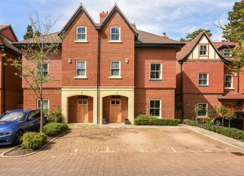 Thumbnail 4 bedroom town house for sale in Ascot, Berkshire