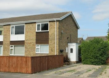 Thumbnail 2 bed flat for sale in Aldenham Road, Kemplah Park, Guisborough