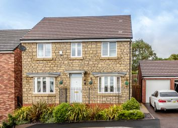 Thumbnail 4 bed detached house for sale in Meadow Rise, Lydney
