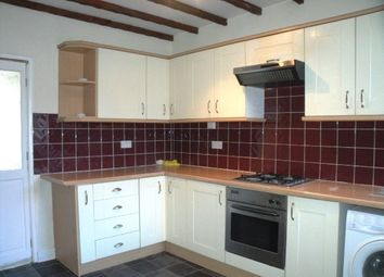 Thumbnail 3 bed terraced house to rent in Sunny Springs, Chesterfield