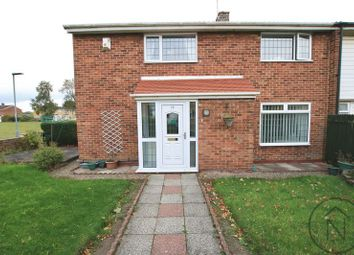 Thumbnail 2 bed end terrace house for sale in Kemble Green North, Newton Aycliffe