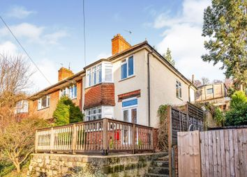 Thumbnail 3 bed end terrace house for sale in Sylvan Way, Redhill