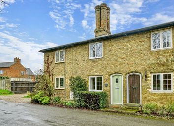 Thumbnail 2 bed terraced house for sale in Great Gransden, Sandy, Cambridgeshire