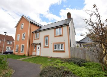 Thumbnail 4 bedroom semi-detached house for sale in Redpoll Drive, Portbury, Bristol