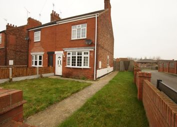 Thumbnail 3 bedroom semi-detached house to rent in High Street, Broughton, Brigg