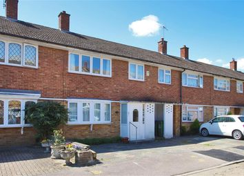 Thumbnail 3 bed terraced house for sale in Burdett Close, Sidcup, Kent