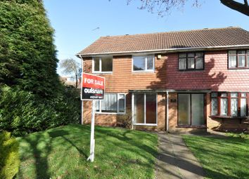 Thumbnail 3 bedroom town house for sale in Hollybrow, Bournville Village Trust, Selly Oak