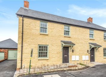 Thumbnail 3 bedroom semi-detached house for sale in Falcon Close, Seavington, Ilminster, Somerset