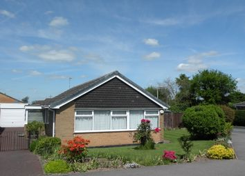 Thumbnail 3 bed detached bungalow to rent in The Green, Castle Donington, Derby