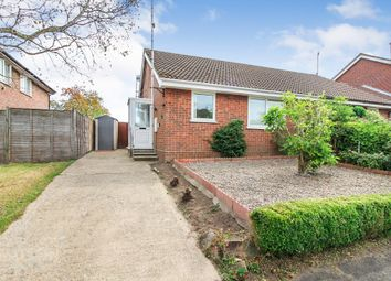 Thumbnail 2 bed semi-detached bungalow for sale in Hadfield Road, North Walsham
