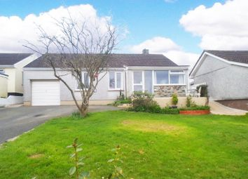 Thumbnail 3 bed detached bungalow for sale in Valley View, Wadebridge