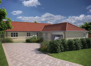 Thumbnail Bungalow for sale in Church Lane, Stutton, Tadcaster