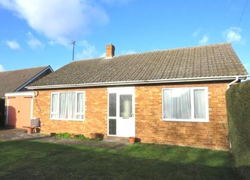 Thumbnail 2 bedroom detached bungalow for sale in Serby Avenue, Royston