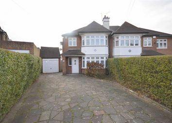 Thumbnail 4 bed property to rent in Grenfell Gardens, Harrow, London