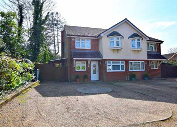 Thumbnail 4 bed semi-detached house to rent in Gallows Hill Lane, Abbots Langley, Hertfordshire