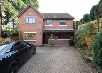 Thumbnail 4 bed detached house for sale in Tenterhill Lane, Rochdale, Greater Manchester