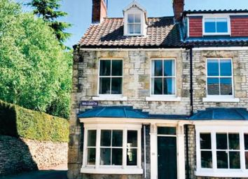 Thumbnail 3 bed end terrace house for sale in Hallgarth, Pickering, North Yorkshire