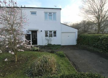 Thumbnail 4 bed end terrace house for sale in Kersey, Stantonbury, Milton Keynes
