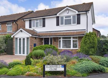 4 bed detached house for sale in Elderfield Close, Emsworth, Hampshire PO10