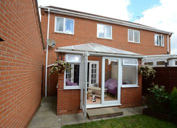 Thumbnail 3 bedroom semi-detached house for sale in Viking Way, Whittlesey, Peterborough
