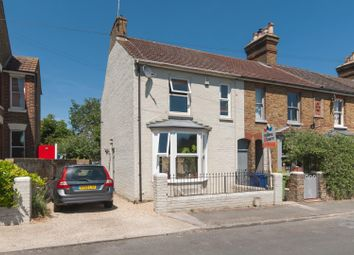 Thumbnail 3 bed end terrace house for sale in Cambridge Road, Faversham