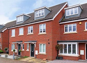 4 bed terraced house for sale in St. Anns Mews, Chertsey, Surrey KT16