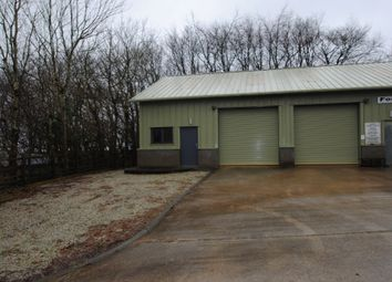 Thumbnail Industrial to let in Grange Hill Industrial Estate, Barnstaple
