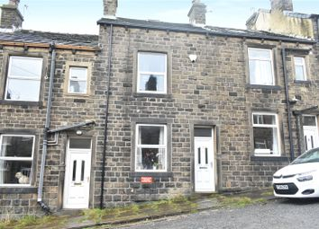 Thumbnail 2 bed terraced house for sale in Robert Street, Cross Roads, Keighley, West Yorkshire