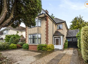 Thumbnail 3 bed link-detached house for sale in Sandfield Road, Headington, Oxford