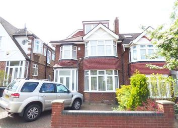 Thumbnail 5 bed semi-detached house to rent in Lynwood Road, London