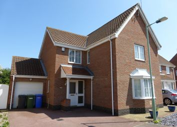 Thumbnail 4 bedroom detached house for sale in Anchor Way, Carlton Colville, Lowestoft