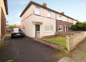 3 bed semi-detached house for sale in Edgeway Road, Blackpool, Lancashire FY4