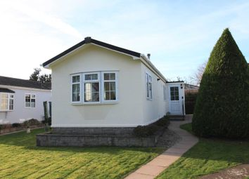 Thumbnail 2 bed mobile/park home for sale in Trelawne Cottage Gardens, Trelawne, Looe