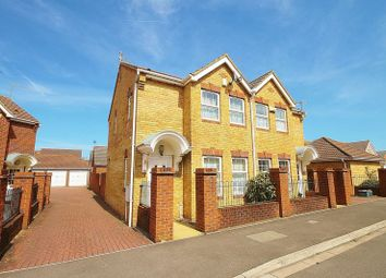 Thumbnail 2 bed semi-detached house to rent in Aelfric Meadow, Portishead, Bristol
