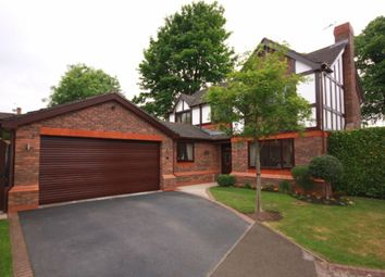 Thumbnail 4 bed detached house for sale in St. Josephs Way, Nantwich