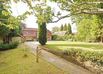 Thumbnail 5 bed detached house for sale in Hambledon Road, Godalming