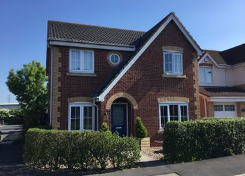 Thumbnail 4 bed detached house for sale in Shelly Close, Bispham, Blackpool