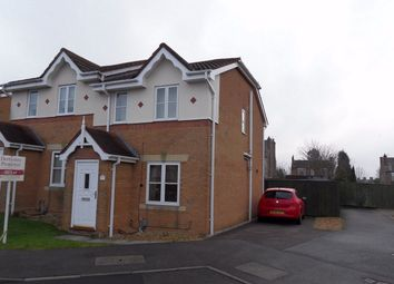 Thumbnail 2 bed semi-detached house to rent in Oakham Drive, Selston, Nottingham