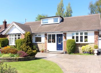 Thumbnail 4 bed detached bungalow for sale in Heathbank Road, Cheadle Hulme, Cheadle