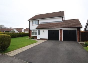 Thumbnail 4 bed detached house to rent in Bentley Park Road, Longton, Preston