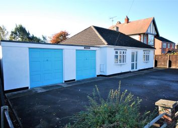 Thumbnail 2 bed detached bungalow for sale in Fleet Road, Holbeach, Spalding