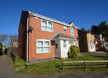 Thumbnail 2 bed semi-detached house to rent in John Clare Court, Kettering