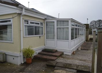 Thumbnail 2 bed mobile/park home for sale in Westcombe Park, Kingskerswell, Newton Abbot, Devon.