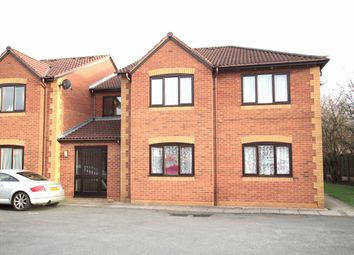 Thumbnail 1 bed flat to rent in Birkdale Avenue, Burton On Trent