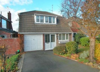 Thumbnail 3 bed detached house for sale in West Drive, Little Neston, Cheshire