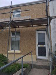Thumbnail 2 bedroom terraced house to rent in Penfilia Road, Brynhyfryd, Swansea
