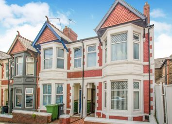 Thumbnail 3 bed end terrace house for sale in Brithdir Street, Cathays, Cardiff