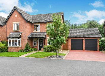 4 bed detached house for sale in Orchard Close, Hilton, Derby DE65