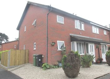 Thumbnail 1 bedroom end terrace house to rent in Harbourne Gardens, West End, Southampton