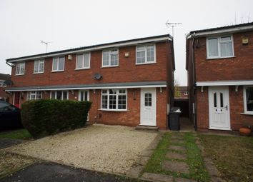 Thumbnail 2 bedroom semi-detached house to rent in Forum Close, Alvaston, Derby